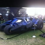 Batman's Tumbler from Batman Begins