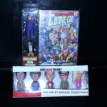 Big Bang Theory Mini Bobbleheads and Comic Con Documentary