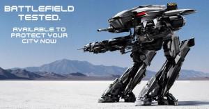The OmniCorp ED-209