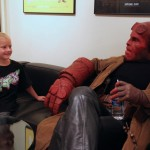 zach and hellboy