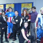Avengers Assemble at LBCHC 2012