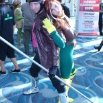 Cosplay: Gambit and Rogue