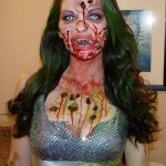 2012 Inland Empire Zombie Beauty Queen's Court - Marissa Dollins