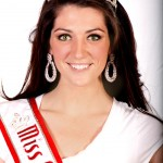 2012 National American Miss California Marissa Dollins