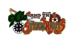 alo & the steam nauts logo