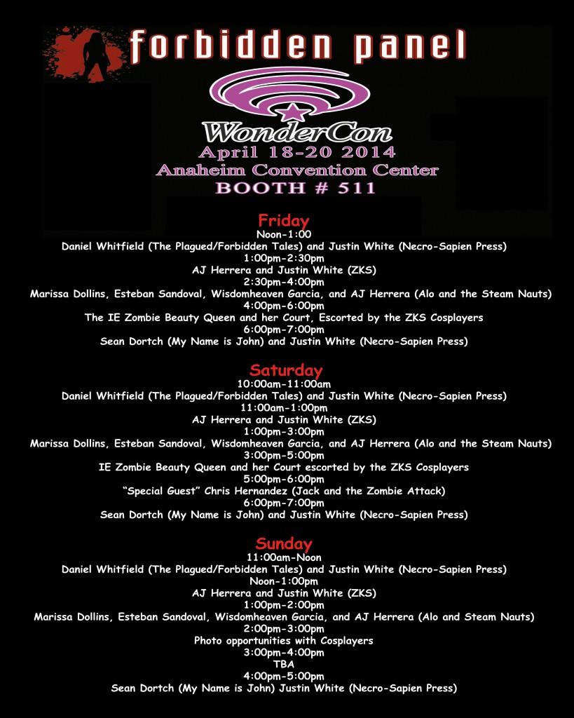 WCSchedule2014