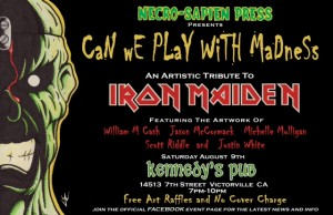 Come Spend an evening honoring the music of Iron Maiden
